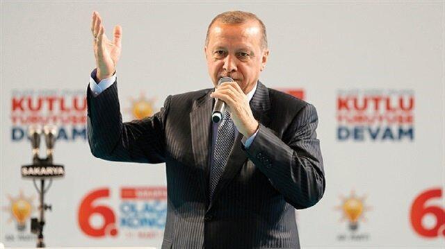 أردوغان: تركيا لا تطمع بأرض أحد ولا تكنّ العداء لجيرانها
