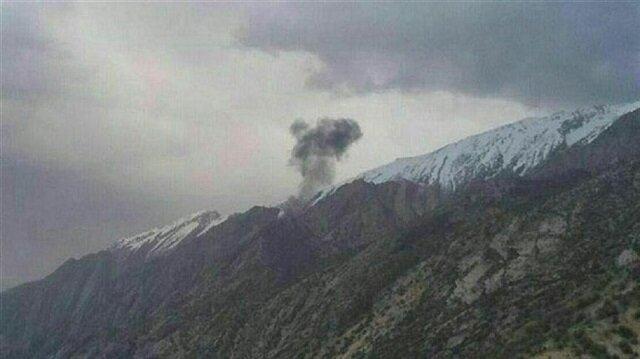 مصرع 11 إثر سقوط طائرة تركية خاصّة بإيران