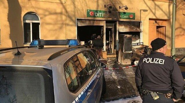 """""""الأزهر"""" يدين إضرام النار في مسجد بالعاصمة الألمانية"""