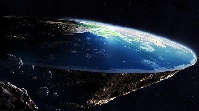 Dünyanın düz olduğuna inanların sayısını neden arttığını ünlü fizikçi açıkladı