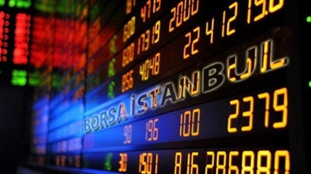 12 Mart Borsa İstanbul (BIST 100) endeksi...