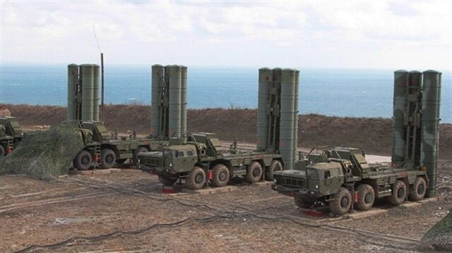Russian Federation to deliver S-400 air defences to Turkey in 2020