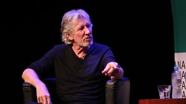 Ünlü müzisyen Roger Waters'tan İsrail'e sert sözler