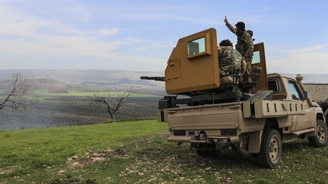 'Operation Olive Branch' to Afrin