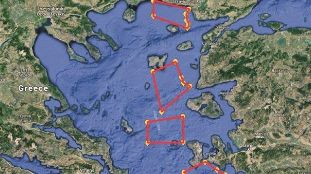 Ankara'dan Atina'ya net cevap