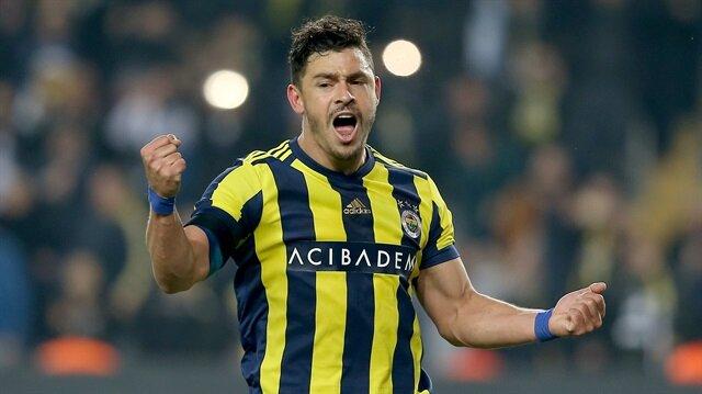 Giuliano Fenerbahçe formasıyla çıktığı 24 maçta 13 gol atama başarısı gösterdi.