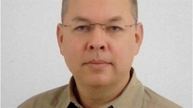 Amerikalı rahip Andrew Craig Brunson