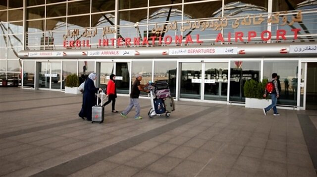 Kurdistan airports open to global  flights