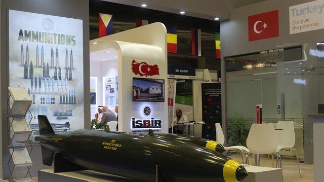 الصناعات الدفاعية التركية تتألق في معرض الدفاع البحري بالدوحة