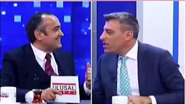 CHP'li Öztürk Yılmaz'ın canlı yayında 'zırhlı araç-telefon' imtihanı