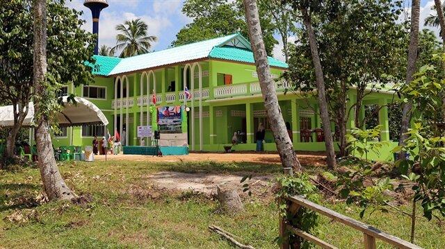 İHH İnsani Yardım Vakfı, Patani'de yetimhane açtı.
