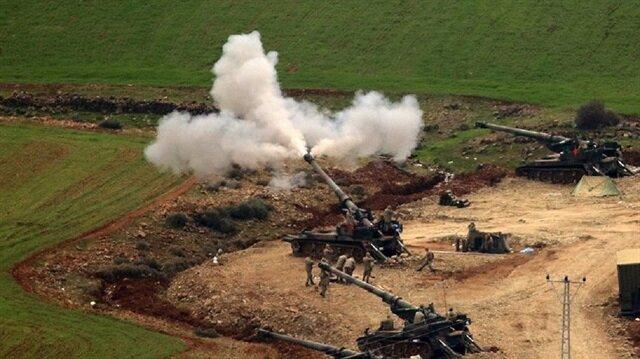 قوات غصن الزيتون تحرر 3 قرى جديدة