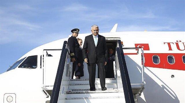 يلدريم يزور أذربيجان الأربعاء