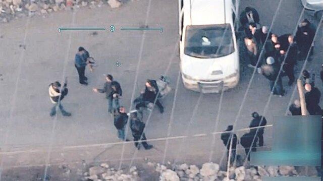 PKK terörünün fotoğrafı
