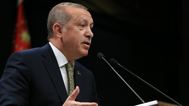 Turkey will deliver Afrin to its true owners, says Erdoğan