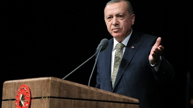 Erdoğan'dan 'ukalalar' çıkışı