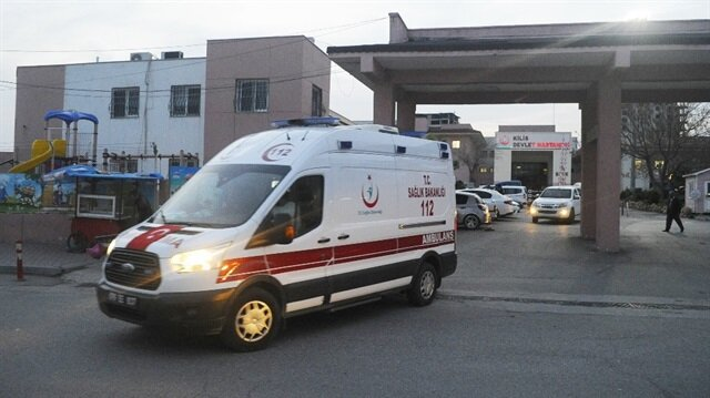 Afrin'deki ev arasında bomba patladı: 10 askerimiz yaralandı