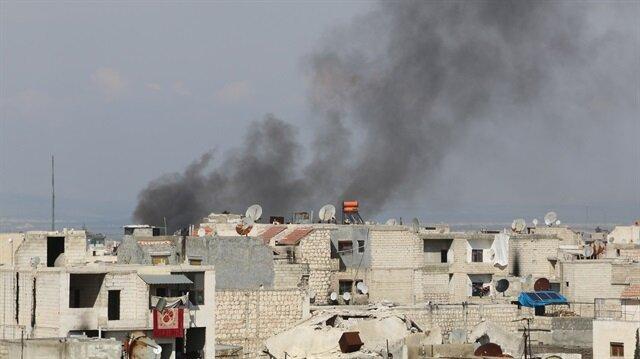 Esed'in İdlib'e hava saldırıları: 15 sivil yaralandı
