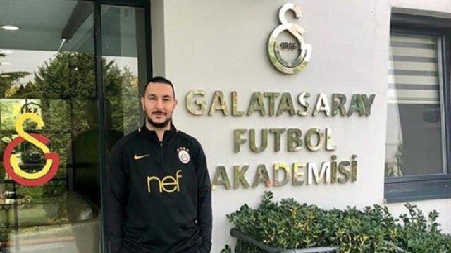 Necati Ateş iki farklı dönemde Galatasaray forması giymişti.