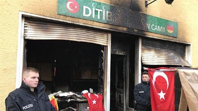 الحكومة التركية تدعو السلطات الألمانية لردع المعتدين على المساجد 