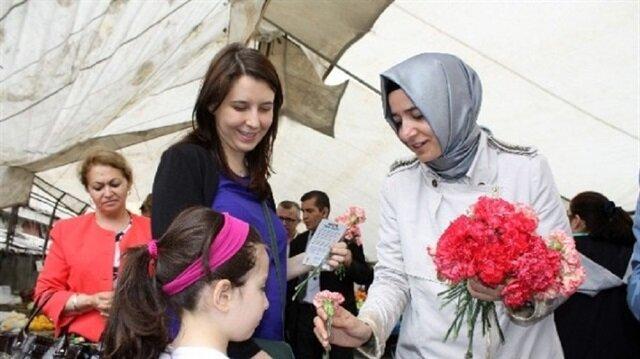 وزيرة الأسرة التركية: النساء هنّ الضامنات لأجواء الحب والرحمة والتسامح
