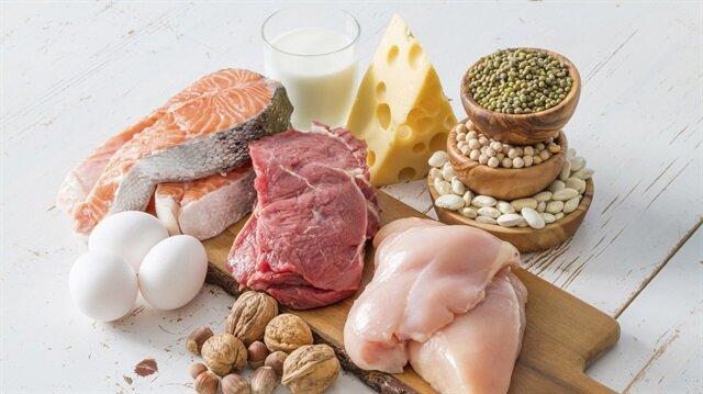 Yüksek proteinli diyet riskli