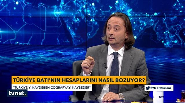 'Zeytin Dalı Harekatı çok uluslu büyük bir oyunu bozdu'