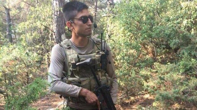 Askerimizi Kuran'ı Kerim'i tuzaklayarak şehit ettiler