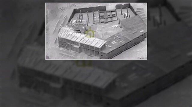 PKK/PYD building/builds Pentagon base in Syria's Afrin