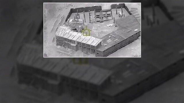 """بي كا كا الإرهابية تنشئ قاعدة سرية في عفرين تشبه """"البنتاغون"""""""