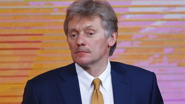 Kremlin Sözcüsü Dmitri Peskov.