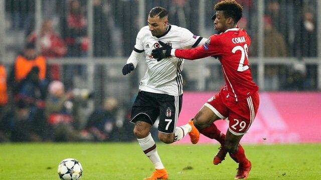 Beşiktaş, Bayern Münih maçı hazırlıklarını tamamladı.