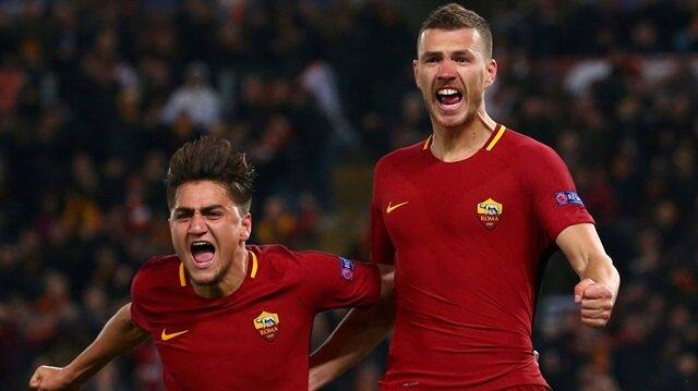 'Cengo'lu Roma <br>çeyrek finalde!