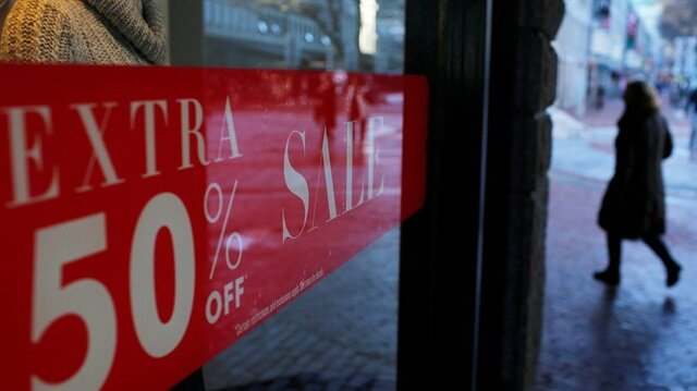 ABD'de perakende satış verileri açıklandı.