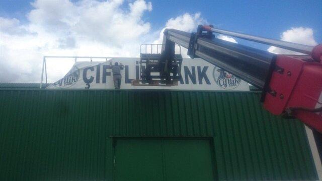 Çiftlik Bank tabelaları söküldü kayyum atanacak