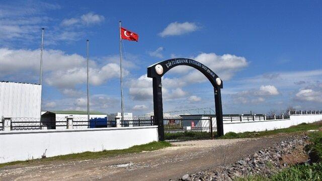 Çiftlik Bank'ın Tekirdağ'daki tesisleri faaliyetlerini sürdürüyor