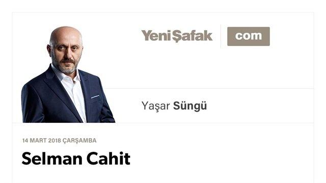 Selman Cahit
