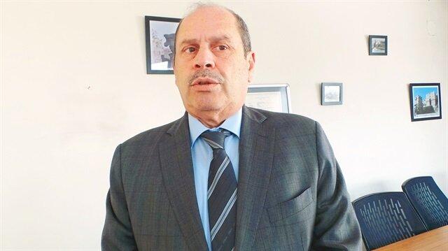 Suriye Ekonomi Forumu Başkanı Temam el-Barudi