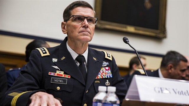 ABD Merkez Kuvvetler (CENTCOM) Komutanı Orgeneral Joseph Votel