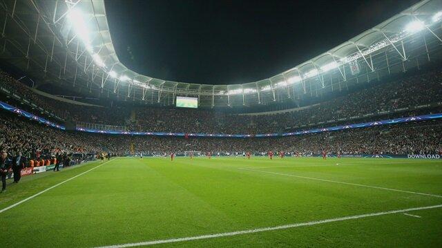 Beşiktaş-Bayern Münih maçında stadyumda çıkan ses Alman kulübünü ve gazetecilerini şaşkına uğrattı.