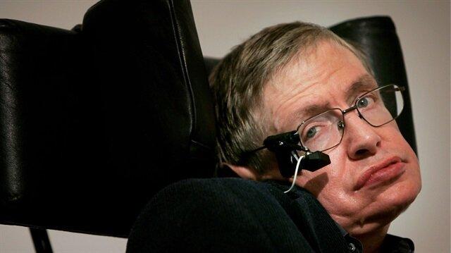 Ünlü fizikçi ve yazar Stephen Hawking hayatını kaybetti.