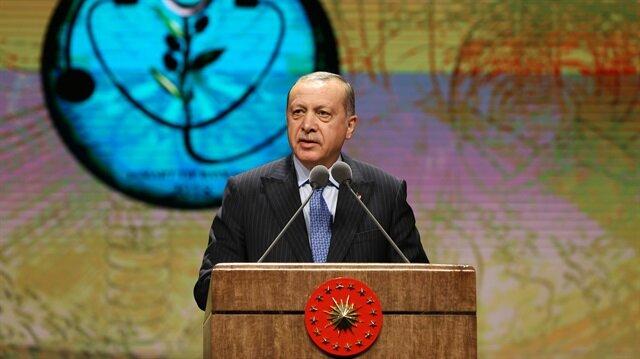 Cumhurbaşkanı Erdoğan: 3 bin 486 terörist etkisiz