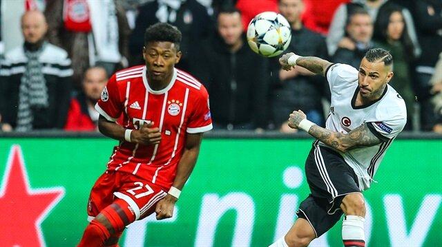 Beşiktaş 1-3 Bayern Münih