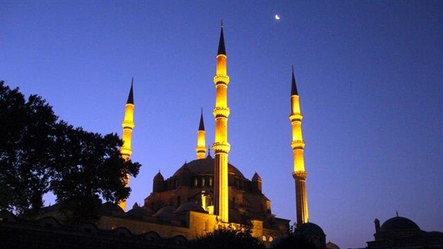 Mimar Sinan'ın ustalık eseri Selimiye Camii.