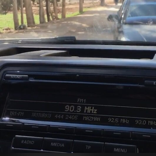 TRT Kürtçe'nin radyo yayınından Afrin halkına çağrı yapıldı