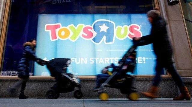 """Toys """"R"""" Us ABD'deki tüm mağazalarını kapatıyor"""