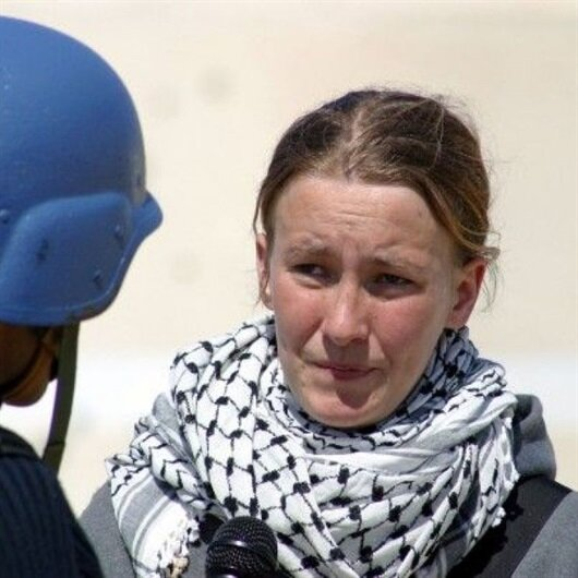 İsrail buldozerlerinin önünde duran kadın: Rachel Corrie