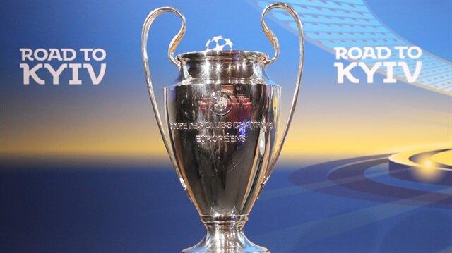 Football: Champions League quarterfinals drawn
