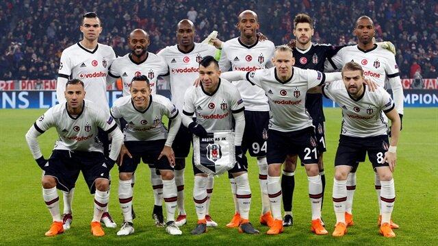 Beşiktaş'ın 115. yıl forması sosyal medyayı salladı