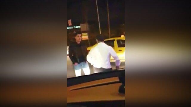 Uber sürücüsüne ölüm tehdidi: Şimdi seni vursam!